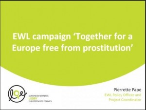 Europe free from prostituion