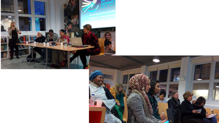 """UK NGO CSW Alliance's productive event """"The Activists Guide to the SDGs"""""""