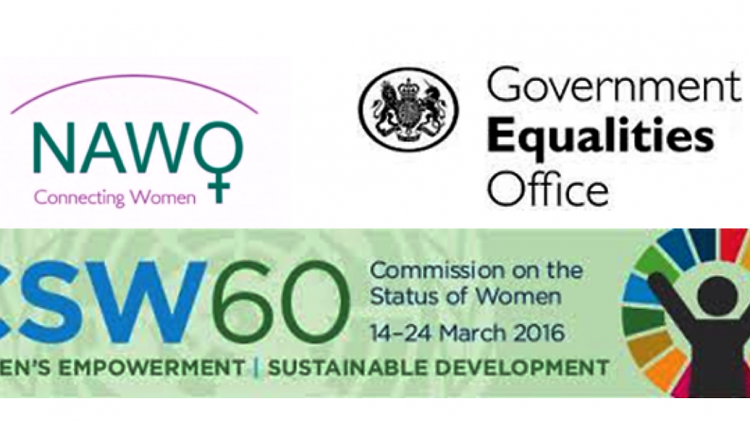 NAWO full report from the Goverment Equalities' Office's UK NGO CSW Consultation 2015