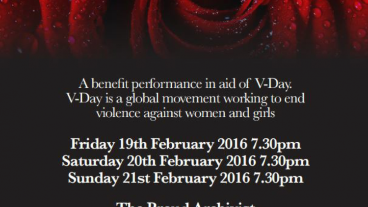 Vagina Monologues – a benefit performance in aid of V-Day