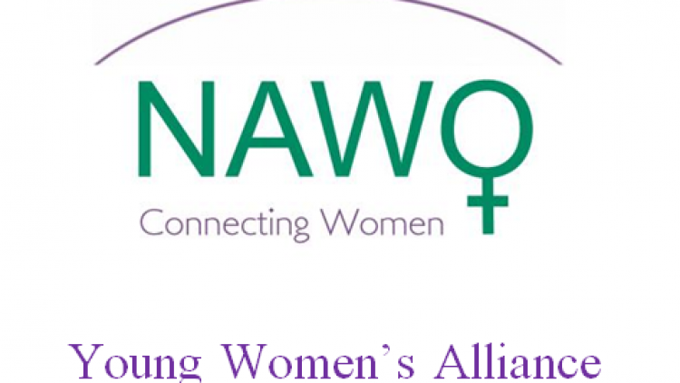 (*) NAWO – Young Women's Voices Against Violence – #16days