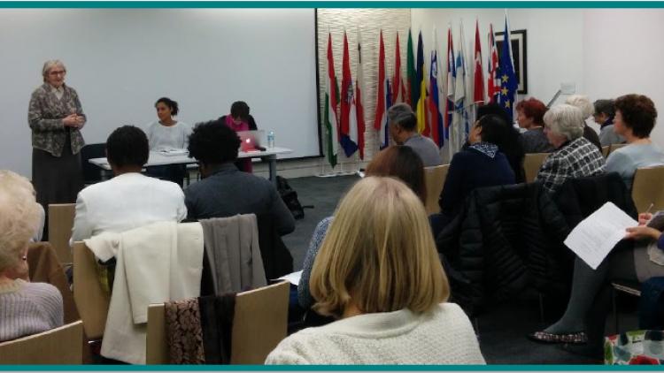 CSW Alliance Meeting