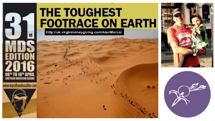 Running across the Sahara to end FGC