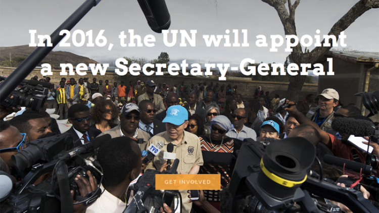 NAWO poses questions to UN's Sec-Gen Candidates