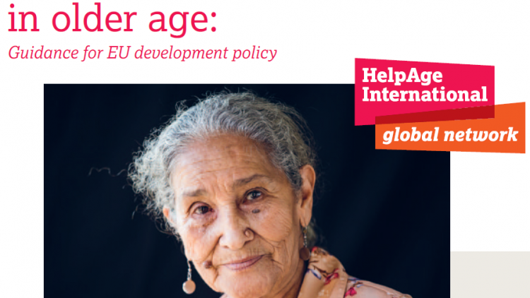HelpAge EU network gender briefing