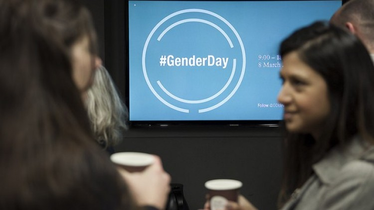 #GenderDay at ODI