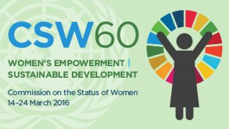 CSW 60 Analysis Report by UN Women