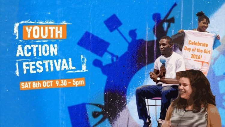 Youth Action Festival: Stand Up for Girls' Rights