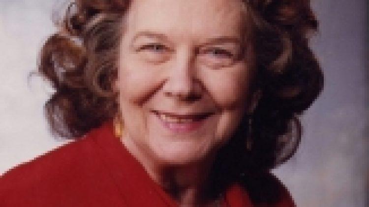 Sad Announcement: Lois Hainsworth MBE