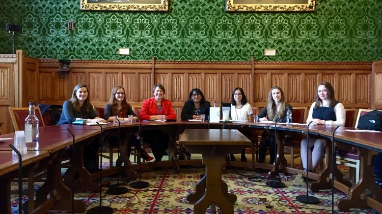 The SDGs, #16days and Young Women's Voices in Parliament – what you can do next