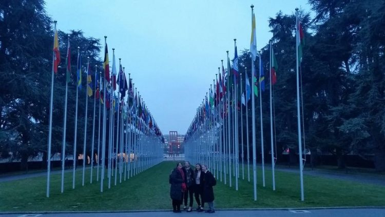 The Young Women's Alliance at CEDAW – Final day