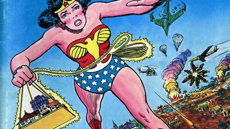 If Wonder Woman cannot break the shackles of the gender stereotypes of our world, what chance do we have?