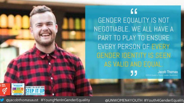 Youth Forum, Being Allies, LGBTIQ+