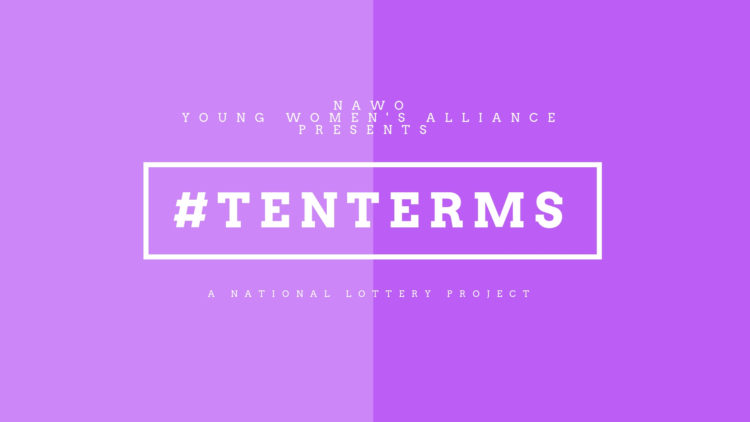 #TenTerms National Lottery project