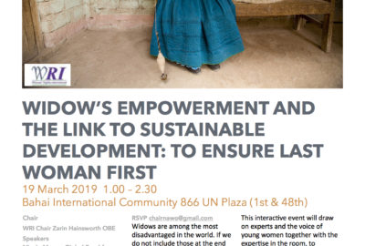 CSW 63 NAWO events